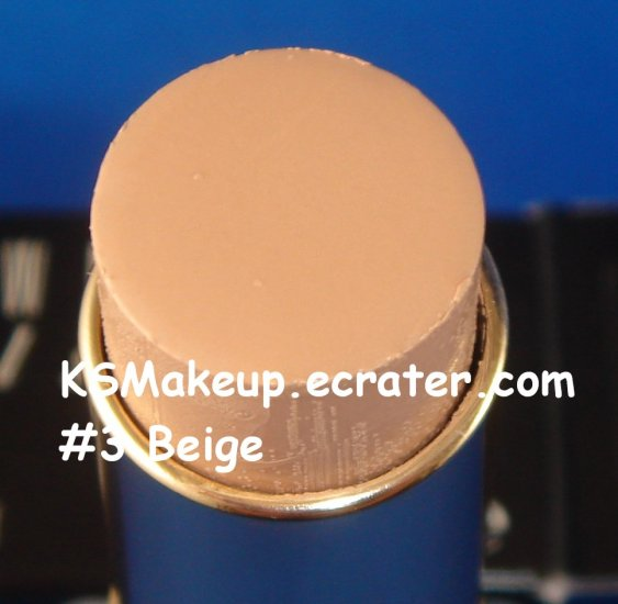 ** BOBBI BROWN  FOUNDATION STICK -  #3 BEIGE