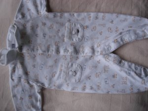 Neutral classic look baby toys sleeper size 3-6 months