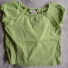 cute Bright green girls' t-shirt by gymboree 6-12 month