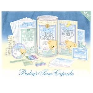 Baby's Time Capsule 22-piece PV-273