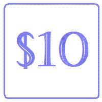 10-Dollar Gift Certificate  GC-10