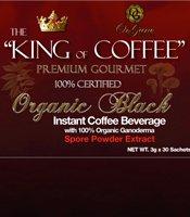 Organic Gourmet Coffee  - The King