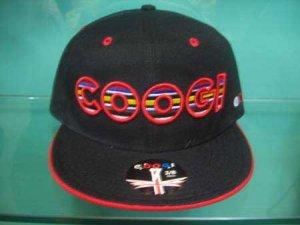 Coogie Hat Red/Black 023