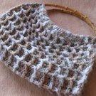 Crocheted  handmade bag