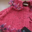 Knitted capelet. .Ready to ship.Handmade.OOAK.