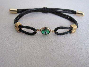 Evil eye bracelet-kj