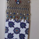 Macrame Evil Eye Wall Hanging....OOAK