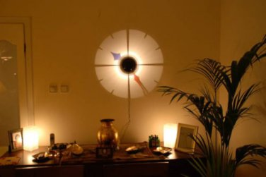 WALL  CLOCK, TIME BRIGHTS., wall mounted clock, Time Bright ..