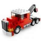 LEGO Brickmaster Creator Red Tow Truck 20008 (2009) New Set!