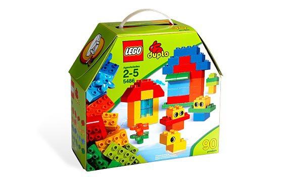 Lego Fun with DUPLO Bricks 5486 (2009) New! Sealed!