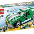 Lego Creator 3 in 1 Street Speeder 6743 (2009) New! Sealed!