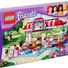 Lego Friends City Park Cafe 3061 (2012) New Sealed Set!