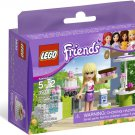 Lego Friends Stephanie's Outdoor Bakery 3930 (2012) New Factory Sealed Set!