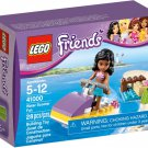 Lego Friends Kate's Water Scooter Fun 41000 (2013) New! Sealed!