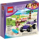 Lego Friends Olivia's Beach Buggy 41010 (2013) New! Sealed!