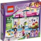 Lego Friends Heartlake Pet Salon 41007 (2013) New! Sealed!