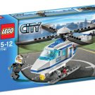Lego City Police Helicopter 7741 (2008) New! Sealed!