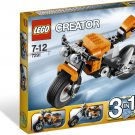 Lego Creator Street Rebel 7291 (2012) Factory Sealed!