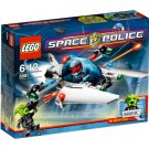 Lego Space Police Raid VPR 5981 (2010) New Factory Sealed Set!