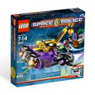 Lego Space Police Smash 'n' Grab 5982 (2010) New Factory Sealed Set!