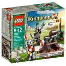 Lego Castle Kingdoms Knights Showdown Catapult 7950 (2010) New Factory Sealed Set!