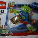 Lego Toy Story Alien Space Ship 30070 (2010) New Factory Sealed Set!