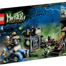 lego Monster Fighters The Crazy Scientist & His Monster 9466 (2012) New Factory Sealed Set!