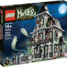 Lego Monster Fighters Haunted House 10228 (2012) New Factory Sealed Set!