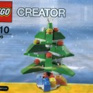 Lego Creator Christmas Tree 30009 (2009) New set in Polybag! Holiday Season