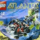 Lego Atlantis Mini Sub 30042 (2010) New! Sealed Polybag!
