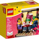 Lego Valentine's Day Dinner 40120 (2015) New Factory Sealed Set!