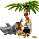 Lego Classic Pirate Minifigure 5003082 (2015) New Sealed Set!