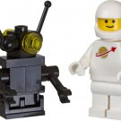 Lego Exclusive! D2C Space Astronaut Minifigure Set 5002812 (2014) RARE! New Factory Sealed!