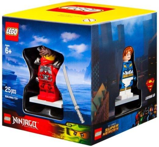 Target Promotional 4 Lego Minifigures Gift Set 5004077 (2015) New Factory Sealed Set!