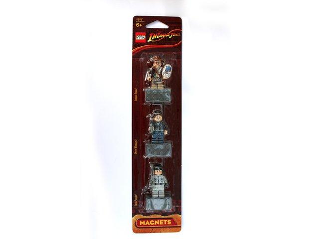Lego Indiana Jones Mutt Irina Minifigure set 852719 (2009) Factory Sealed Set!