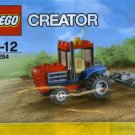 Lego Creator Tractor 30284 (2015) Limited New! Sealed Set!
