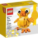 Lego Easter Chick 40202 (2016) New Sealed Set!