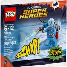 Lego Super Heroes Mr. Freeze 30603 (2016) New Factory Sealed Set!