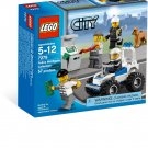Lego City Police Minifigure Collection 7279 (2011) New! Sealed!