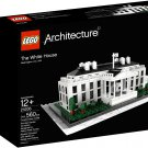 Lego Architecture White House 21006 (2010)  New! Sealed!