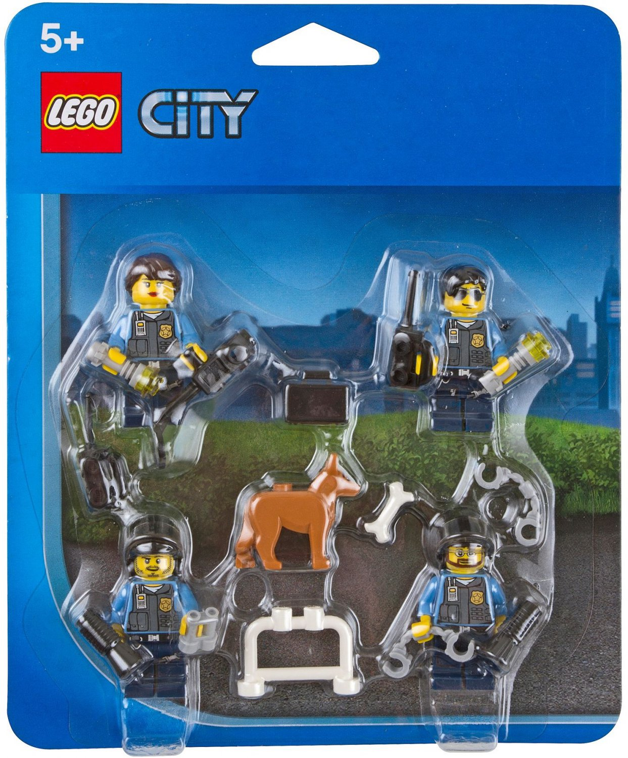 Lego City Police Accessory Pack 850617 (2013) New set on Blister Pack!