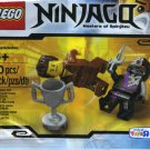 Lego Ninjago 5002144 Battle Pack (2014) New Factory Sealed Set!