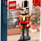 Lego Holiday Nutcracker 2017 40254 New! Factory Sealed Set!