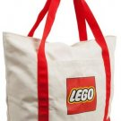 Lego Canvas Tote 5005326 (2017) New with Tag in Bag!