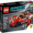 Lego 458 Italia GT2 Speed Champions 75908 (2015) New! Sealed Set!