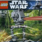 Lego Star Wars Mini AT-ST 30054 (2011) New in Package!