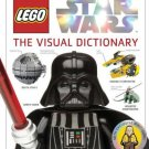 DK Lego Star Wars Visual Dictionary Includes Luke Minifigure 2009. New!