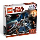 Lego Star Wars Droid Tri-Fighter 8086 (2010) New! Sealed!