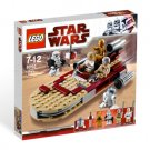 Lego Star Wars Luke's Landspeeder 8092 (2010) New! Factory Sealed Set!