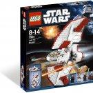 Lego Star Wars T-6 Jedi Shuttle 7931 (2011) New! Sealed Set!